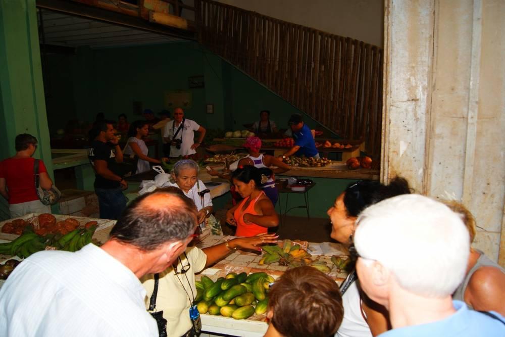Kookworkshop in Havana