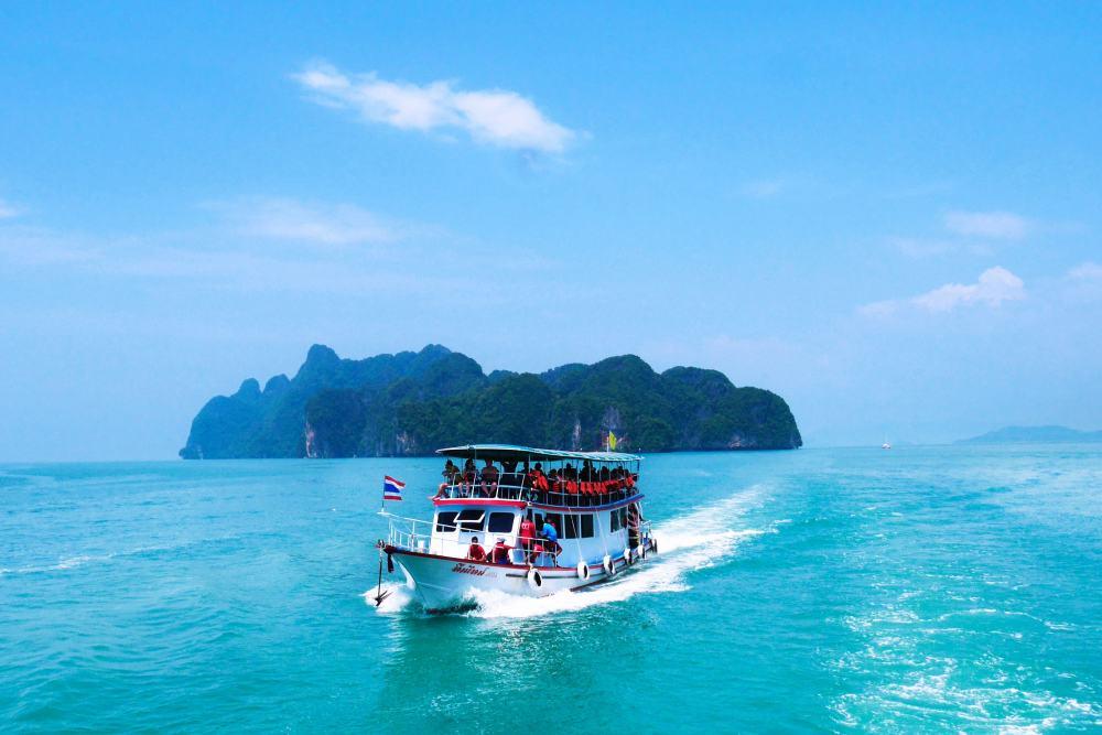Islandhopping Koh Chang