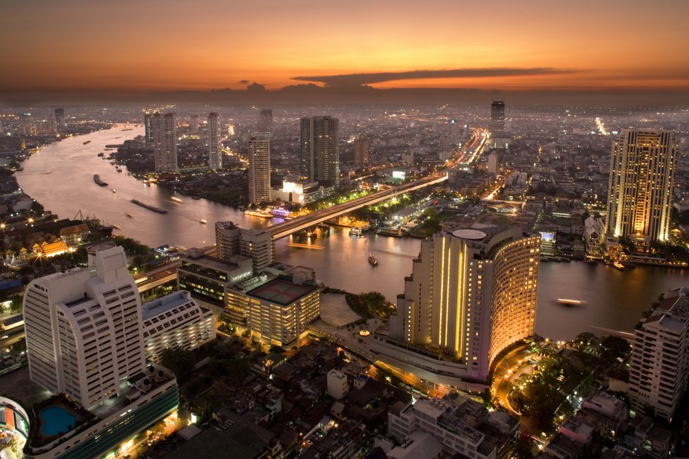 Bangkok en Koh Chang