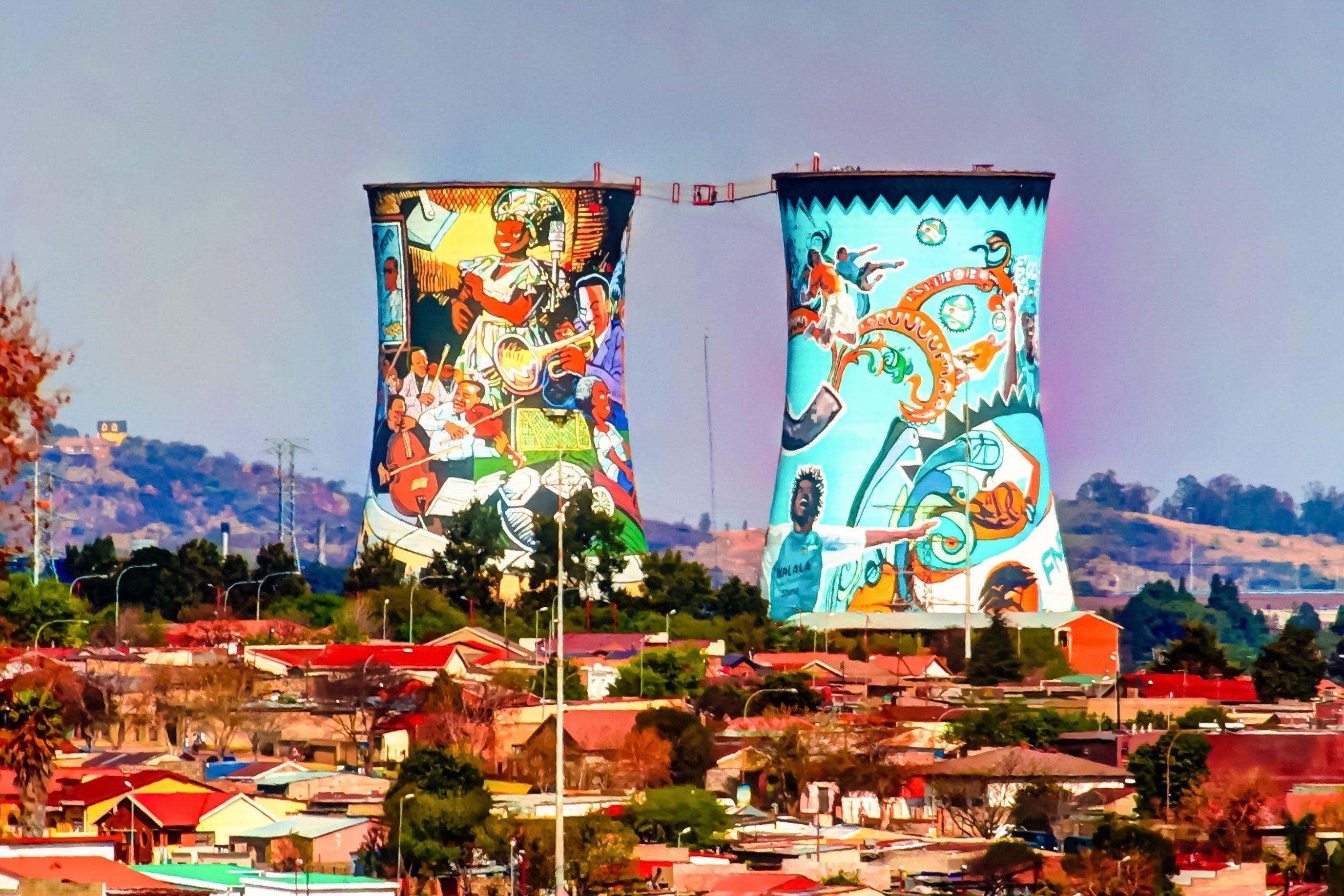 Zuid-Afrika Johannesburg tour - Soweto Township - 333travel