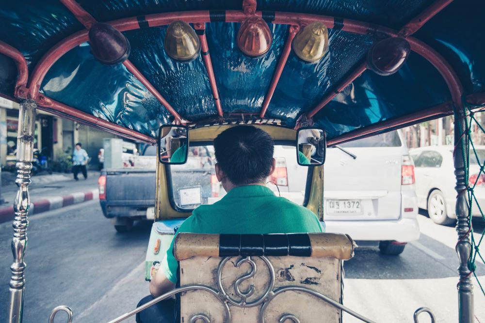 Het Kloppende Hart van Thailand