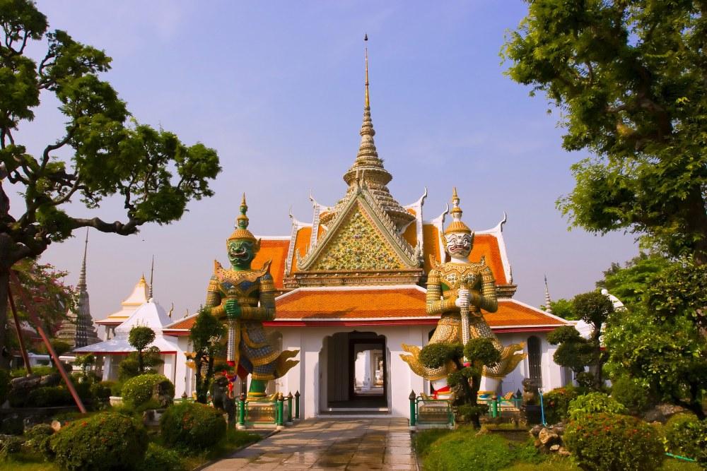 Cultuur en Jungle van Thailand