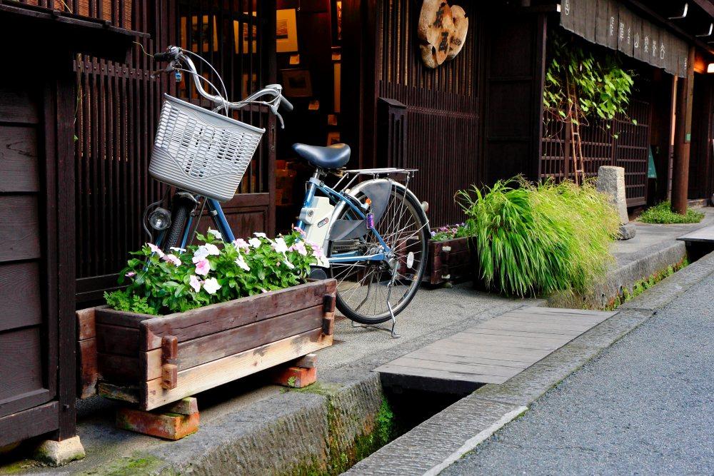 Excursie: Kyoto per fiets