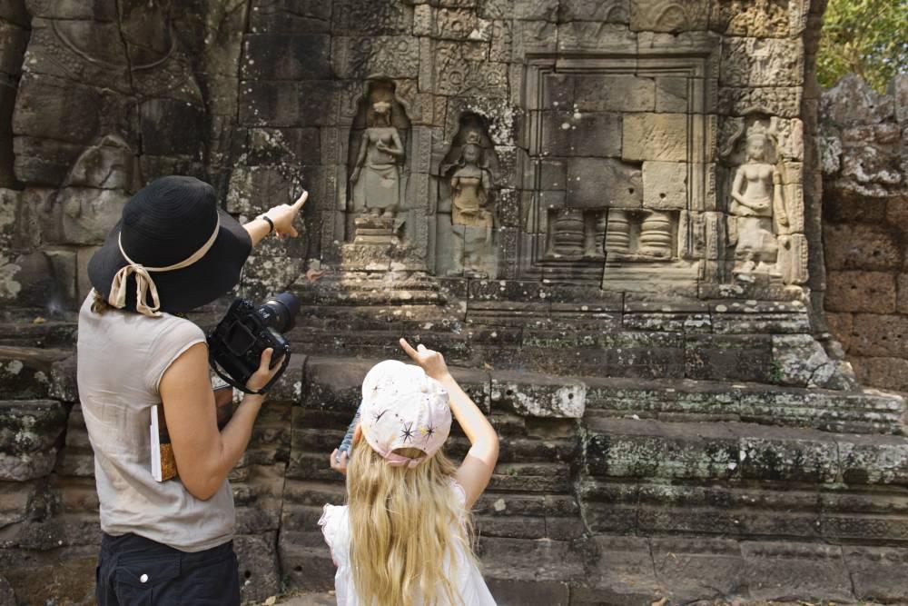 Familiereis Op Avontuur in Cambodja