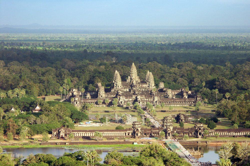 Angkor en Eco-paradijsjes