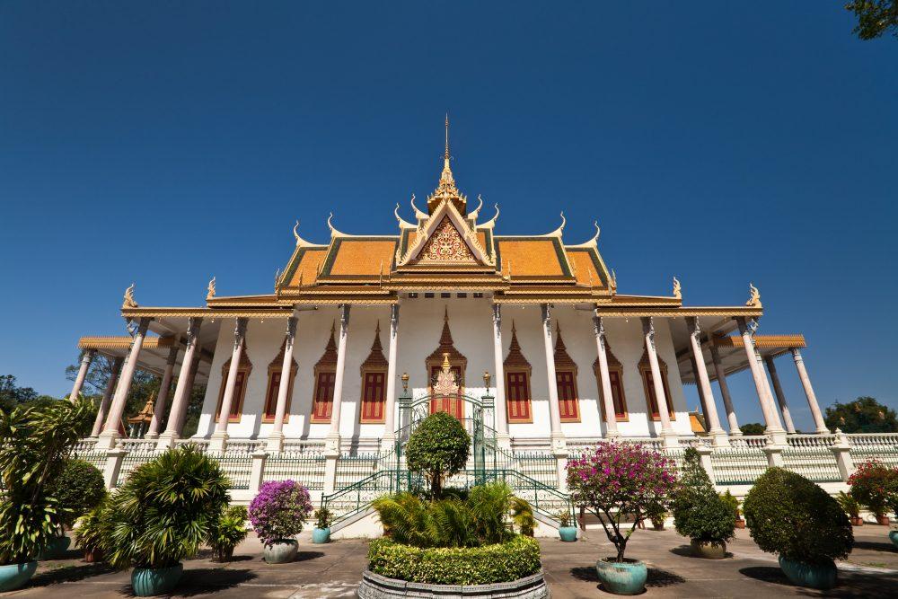 Ontdekkingsreis Cambodja
