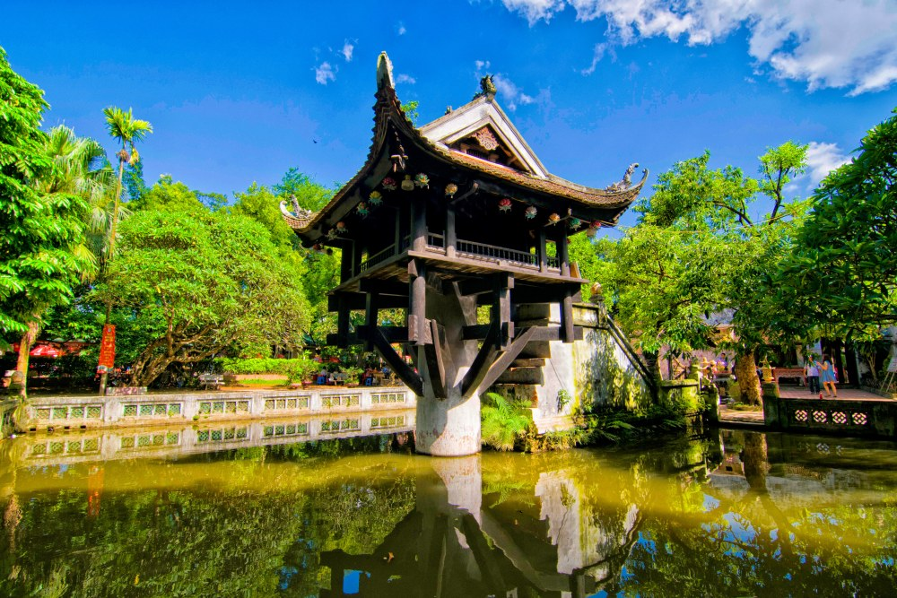 Grand Tour Vietnam en Cambodja