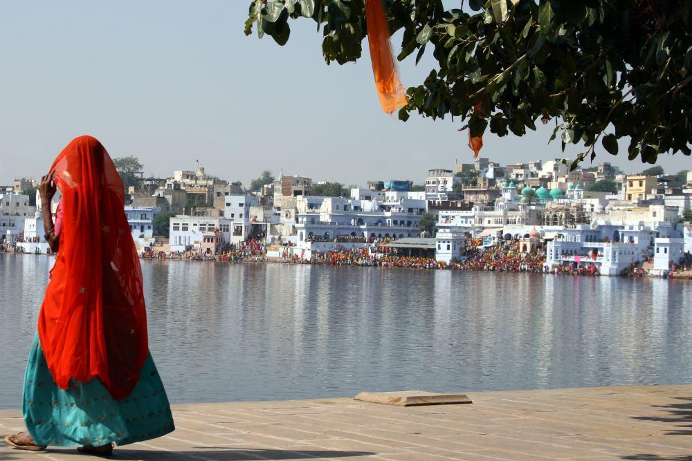 Grand Tour Rajasthan en Varanasi Deluxe