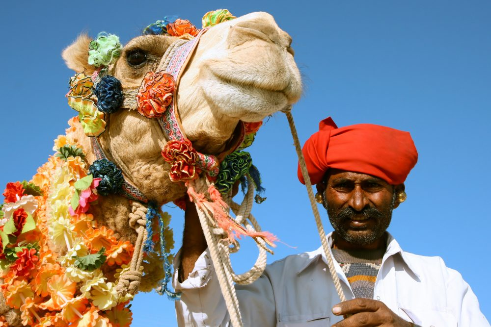 Woestijnsafari in Jaisalmer