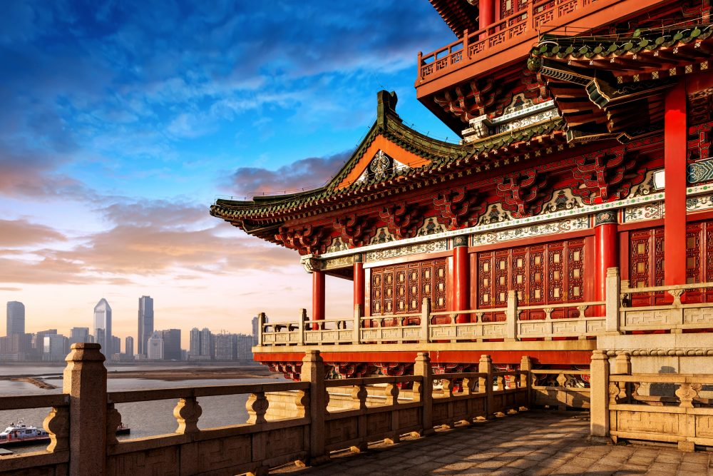 Mystieke natuurwonderen van China