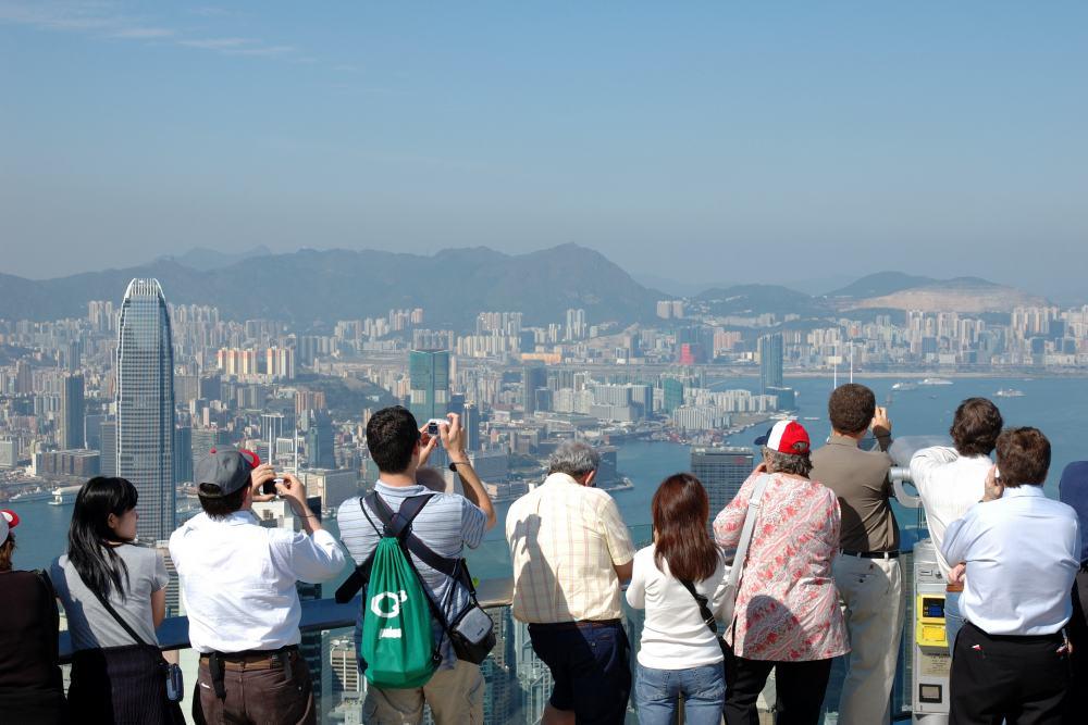 Hongkong Island Tour