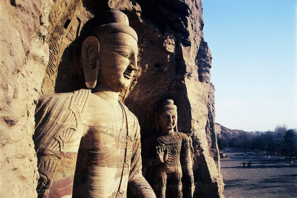 Hangend Klooster en Boeddha Grotten van Datong