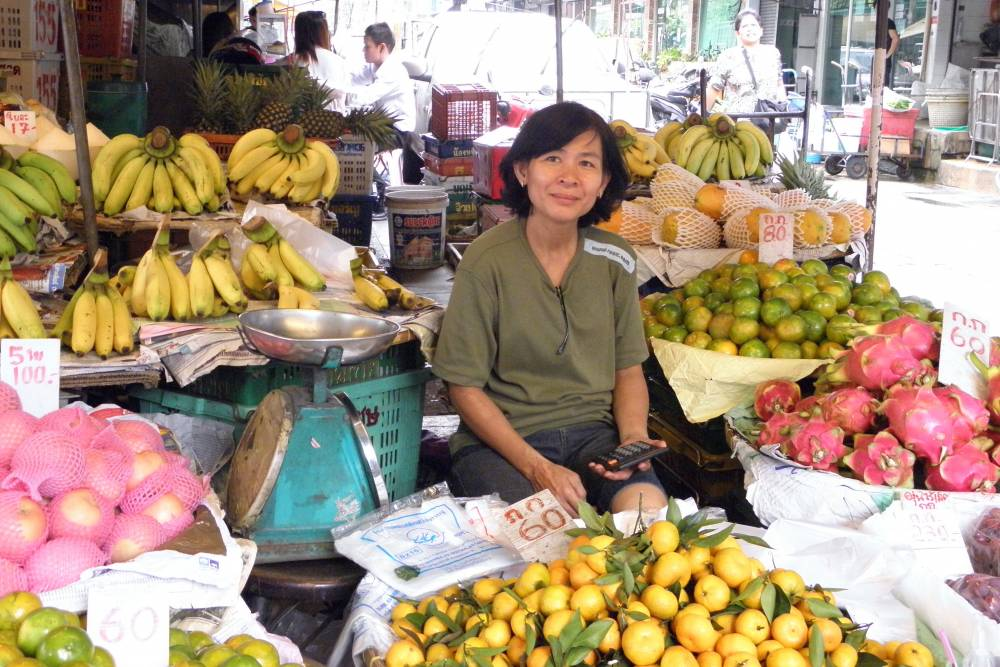 Culinaire wandeltocht Bangkok