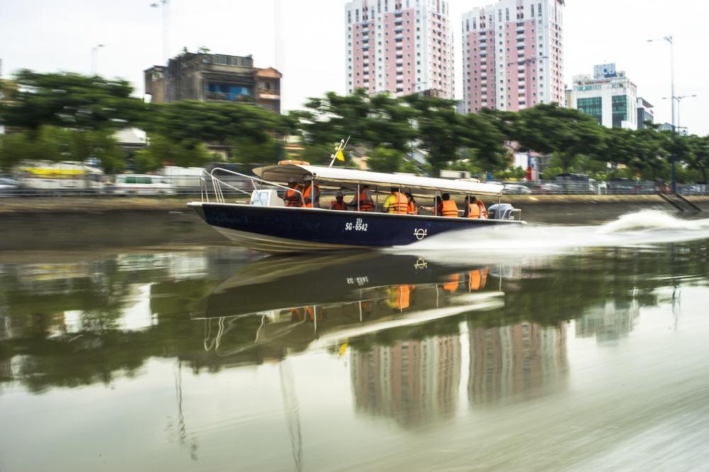 De Kleuren van de Mekong Delta