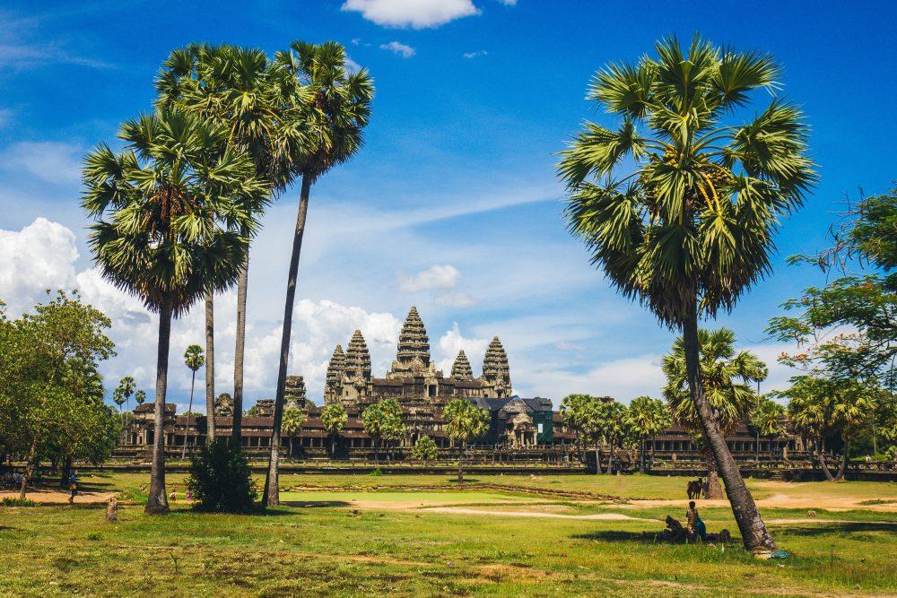 Angkor Wat excursie