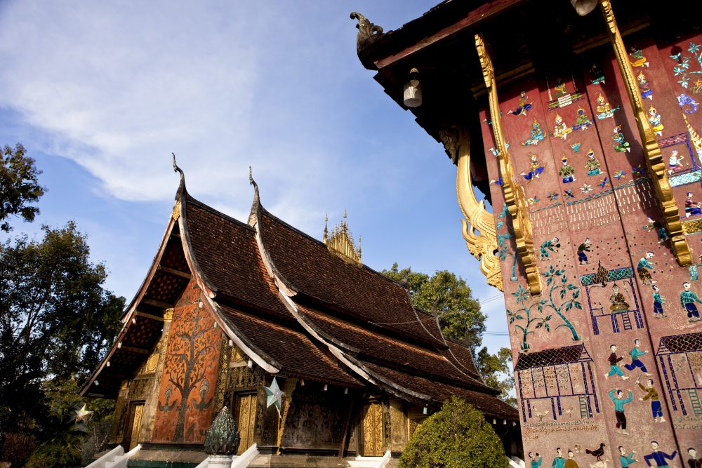 Imposant Laos