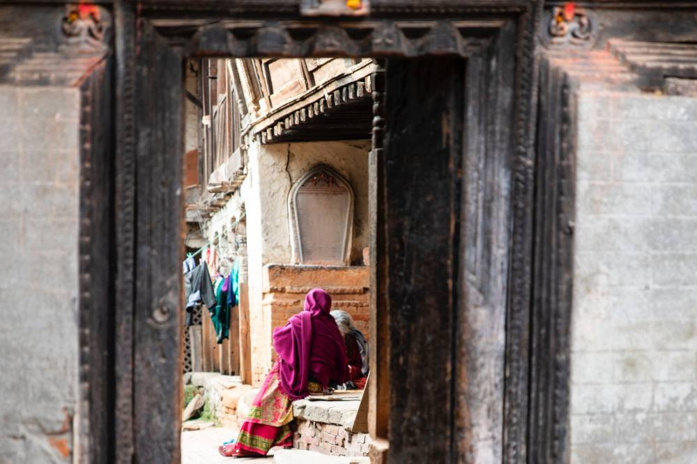 Koningssteden Patan en Bhaktapur
