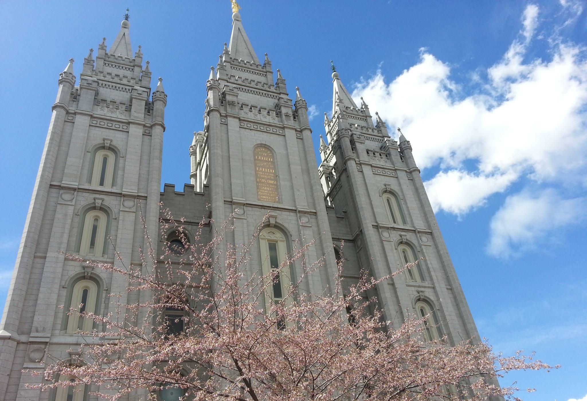 Dating in Utah niet Mormon